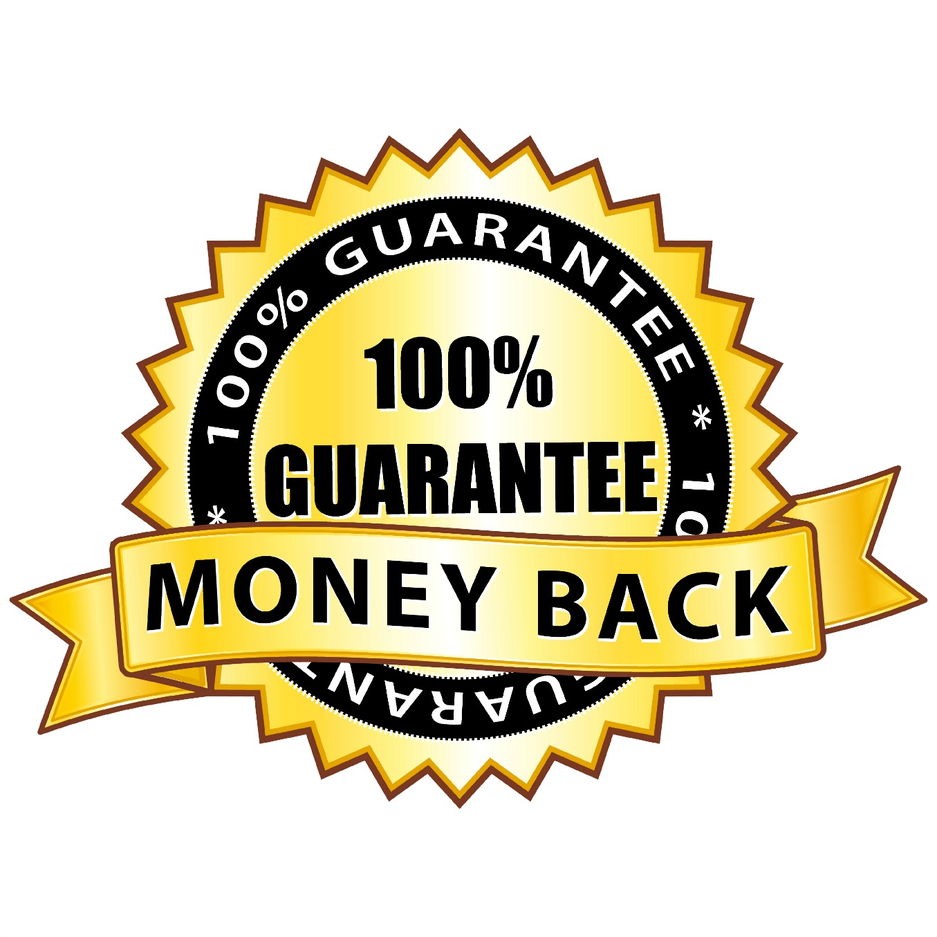 100% Guarantee or your money back