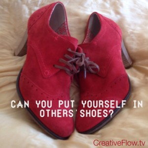 Can you put yourself in others' shoes?