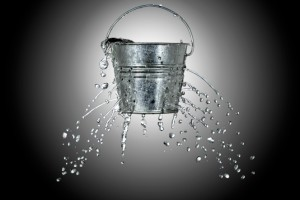is your marketing like a leaky bucket