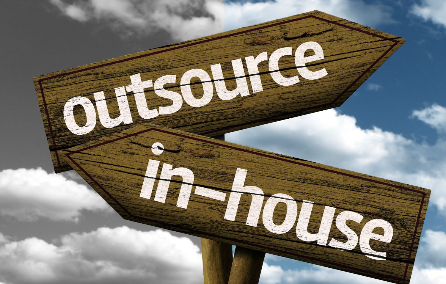 outsourcing successfully