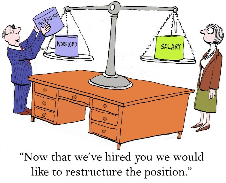 funny cartoon about hiring